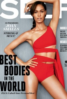 SELF Magazine Gets a Chic Update with the Help of Joan Smalls (Forum Buzz)