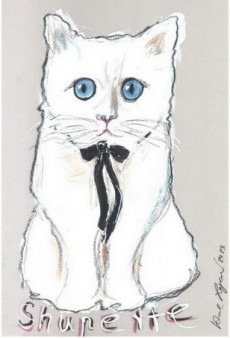 Shu Uemura's Choupette Lagerfeld-Inspired Collection Is More Adorable Than We Thought
