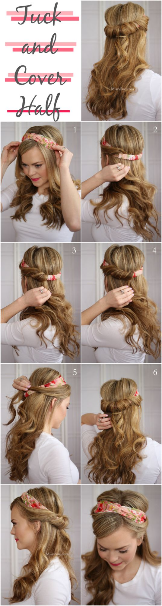 18 Pinterest Hair Tutorials You Need To Try Page Of