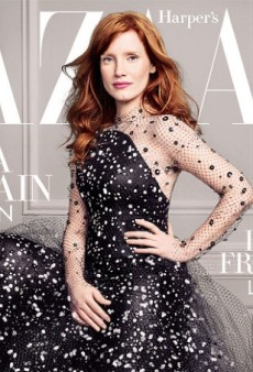 'Everything Is Too Much' with Jessica Chastain's UK Harper's Bazaar Cover (Forum Buzz)