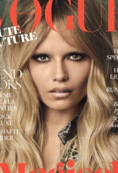 Eight Years Later…Natasha Poly Scores the October Cover of Vogue Germany (Forum Buzz)