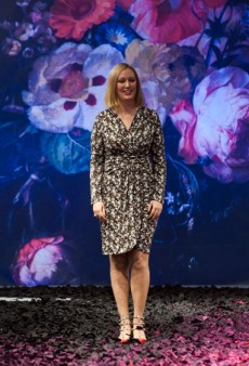 One Minute With … Designer Claire Pettibone
