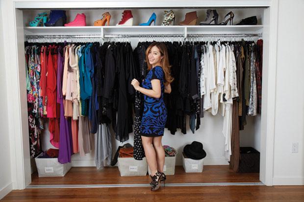 Michelle Phan Closet