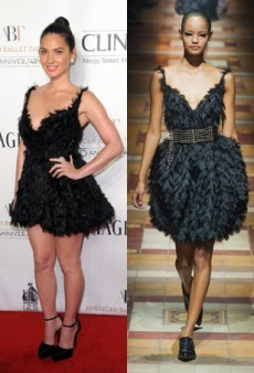 Runway to Real Life: Rooney Mara in Balenciaga, Olivia Munn in Lanvin and More (Forum Buzz)