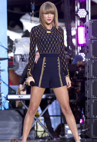Taylor Swift Sass & Bide