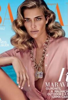What Has Harper's Bazaar Brazil Done to Ana Beatriz Barros? (Forum Buzz)