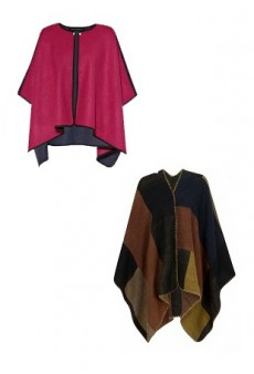 The Best Capes for Fall 2014