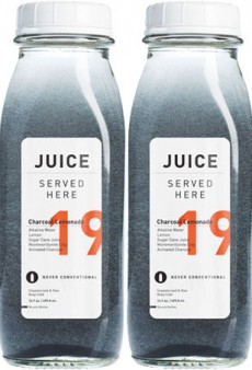 Meet Your New Juice Trend: Charcoal