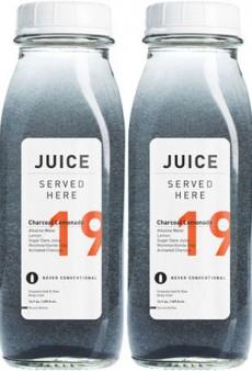 Meet Your New Juice Trend: Charcoal