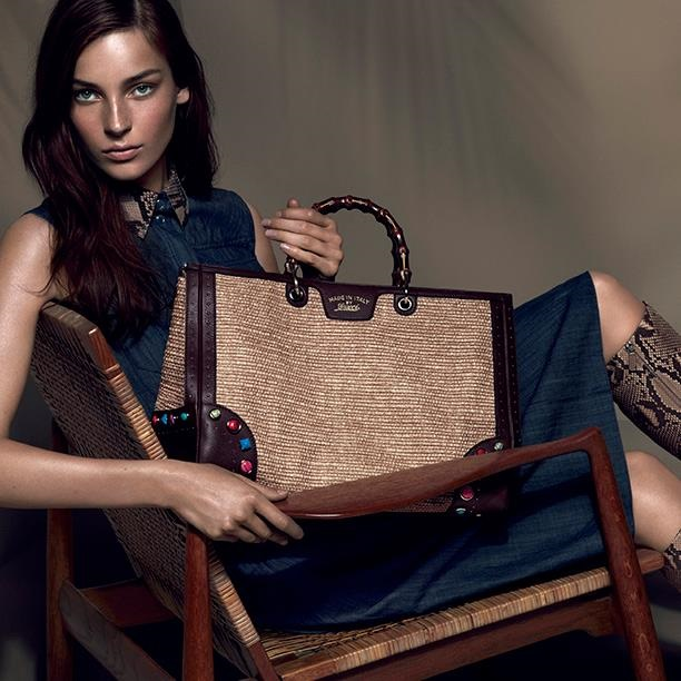 Ad Campaign Gucci Resort 2014 Mert & Marcus