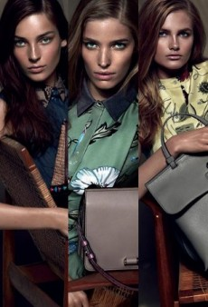 Refreshing Resort: Gucci Taps Fresh Faces for Latest Ad Campaign (Forum Buzz)