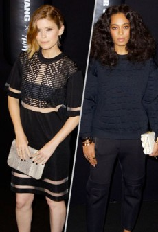 Stars Get Sporty for Last Night's Alexander Wang x H&M Fashion Show