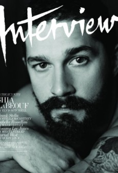 Forum Members Can't Get Enough of Shia LaBeouf's November Interview Cover (Forum Buzz)
