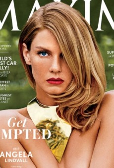 Forum Members Weigh In on Angela Lindvall's Racy Maxim Shoot (Forum Buzz)