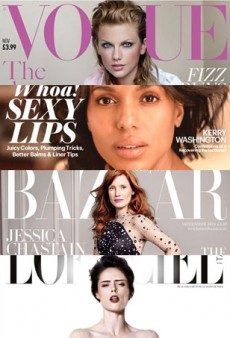 The Glossies: All the November 2014 Covers We Loved and Hated