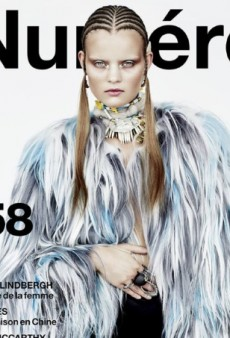 'Russia's Next Top Model' Contestant Kate Grigorieva Stars on Numéro's November Cover (Forum Buzz)