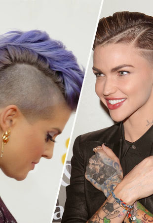 Ruby Rose Kelly Osbourne