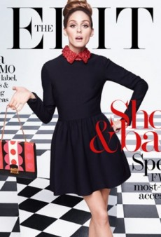 A Valentino-Clad Olivia Palermo Poses for The Edit, Discusses Her Own Label (Forum Buzz)
