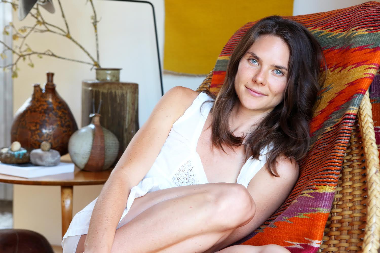 Amanda Chantal Bacon, founder of Moonjuice