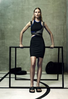 Finally — the Alexander Wang x H&M Lookbook Is Here