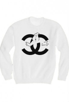 Chanel Sues What About Yves Over Ghostbusters Sweatshirt