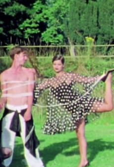 Watch: See All the Shenanigans from Kate Moss' 40-Person Fashion Shoot