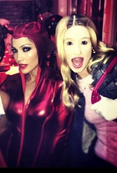 Halloween 2014: All the Crazy, Kooky and Downright Frightening Celeb Costumes
