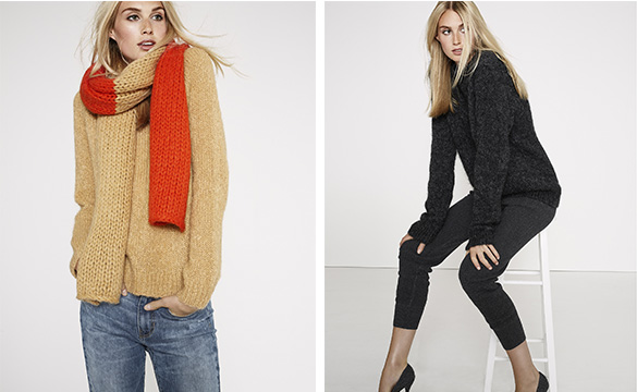 Joe Fresh Holiday 2014 Cosy Sweaters