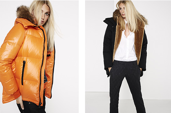 Joe Fresh Holiday 2014: Perfect Parkas and Puffer Coats