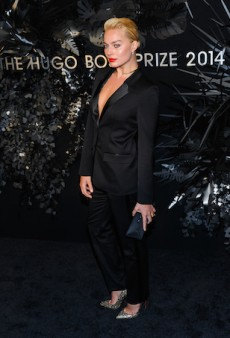 We're Totally Digging Margot Robbie's Toughened-Up Look