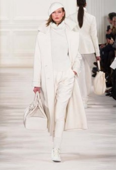 Runway-Inspired Ways to Wear White This Winter
