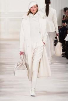 Runway-Inspired Ways to Wear White This Winter