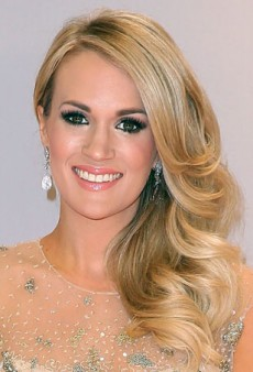 Get Carrie Underwood's Timeless Evening Beauty Look