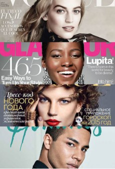 The Glossies: All the December 2014 Covers We Loved and Hated