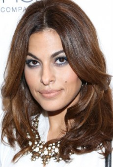 Eva Mendes on How She Named Her Baby
