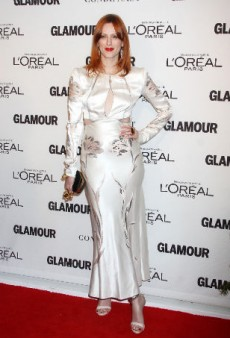 Karen Elson's Dress at Glamour's Woman of the Year Awards Was Certainly Not Frumpy, Says Karen Elson
