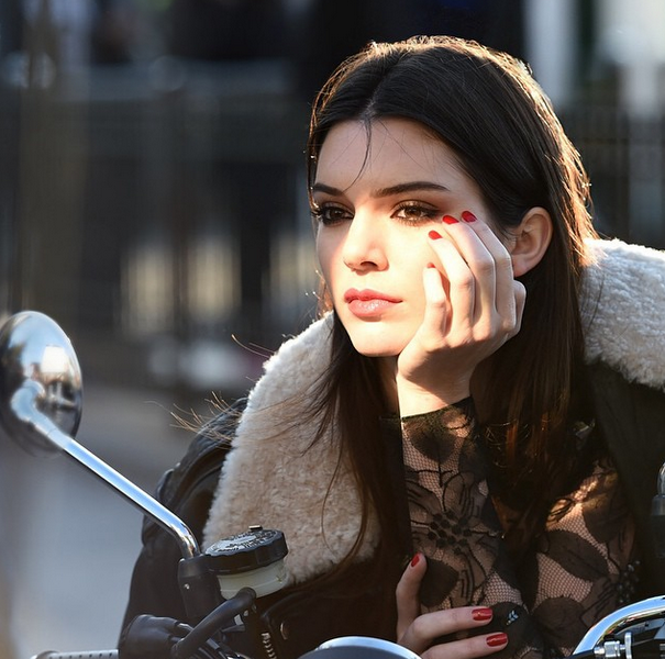 Kendall Jenner is the New Face of Estée Lauder