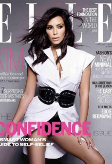 Link Buzz: ELLE UK Hacks Off Kim Kardashian's Thighs, Taylor Swift Covers ASOS Magazine