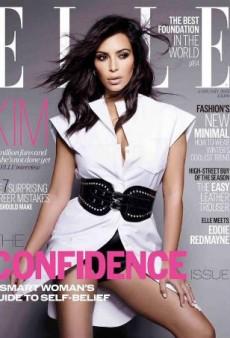 Link Buzz: ELLE UK Hacks Off Kim Kardashian's Thighs, Taylor Swift Covers ASOS Magazine