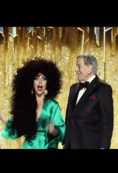 Watch: H&M's Holiday Spot with Lady Gaga and Tony Bennett Is Finally Here!