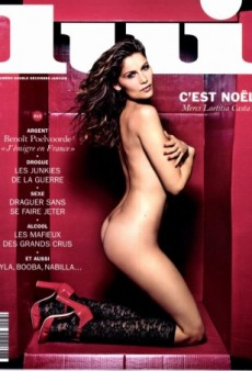 Laetitia Casta Goes Topless for Lui Magazine's December/January Cover (Forum Buzz)