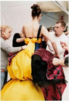 Rare Alexander McQueen Photos Set for Exhibit