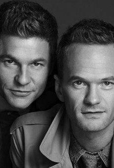Neil Patrick Harris and David Burtka Star in London Fog's Latest Campaign