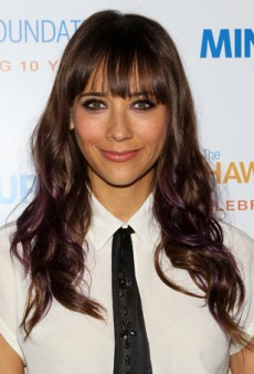 How to Get Rashida Jones' California-Cool Hair and Makeup