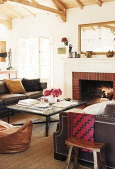 Inspiration to Real Life: How to Put Together a Designer Living Room for Less