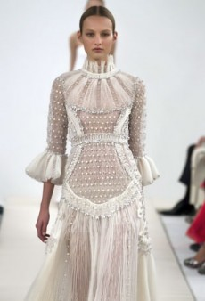 Valentino Unveils Exclusive Haute Couture Collection in New York
