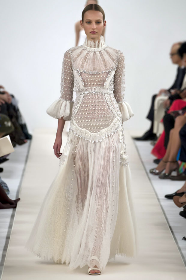 Valentino Haute Couture Collection For New York 2015