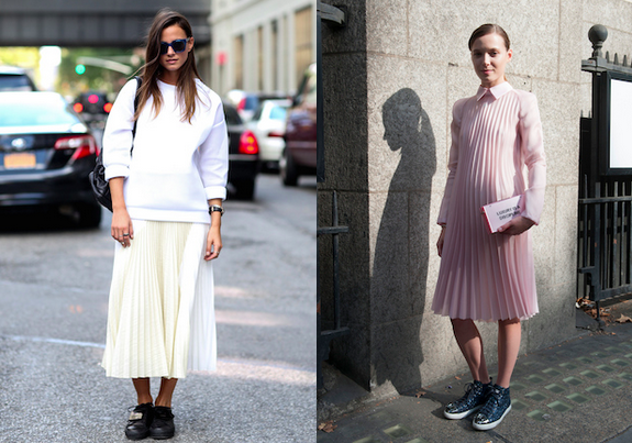 Pastels street style