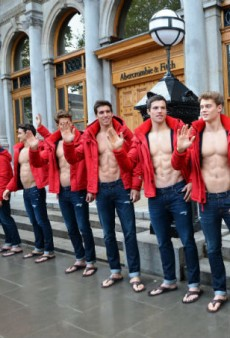You No Longer Have to Be Hot to Work at Abercrombie & Fitch