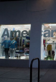 Is Dov Charney Trying to Buy Back American Apparel?